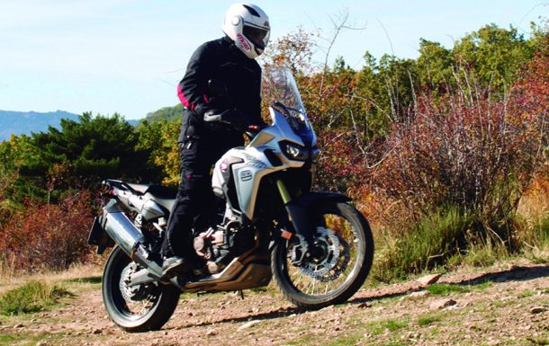 HONDA CRF1000L AFRICA TWIN ABS DCT ¡ME LA PIDO!