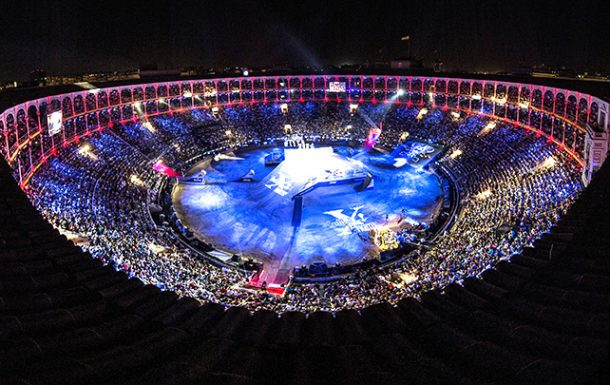 El Red Bull X-Fighters se queda en Las Ventas