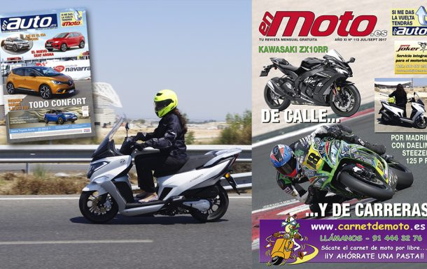 Disponible la revista En Moto del verano