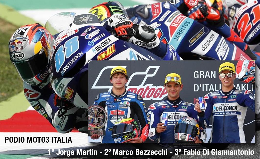 Jorge Lorenzo se reencuentra con la victoria en Italia - EnMoto
