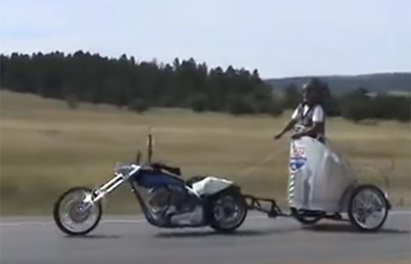 Siete motos difíciles de imaginar