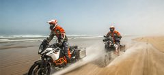 Aprende de aventura con los KTM Adventure Days Madrid