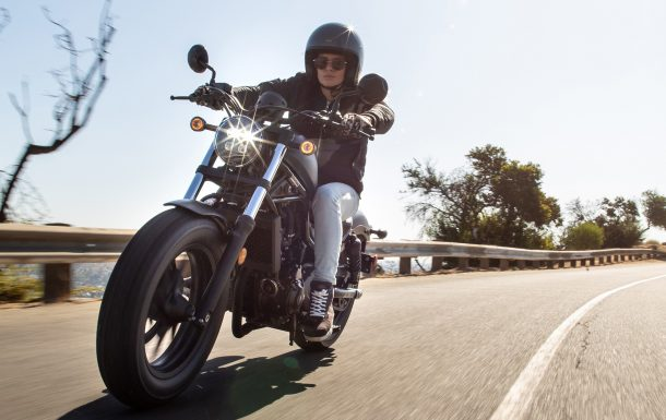 Ya está disponible la renovada Honda Rebel de 2020